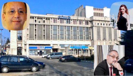 CJ ARGEȘ CUMPĂRĂ SERVICII DE CONSULTANȚĂ PENTRU BELELELE JURIDICE ÎN CARE MANAGERUL POGHIRC A BĂGAT TEATRUL AL. DAVILA