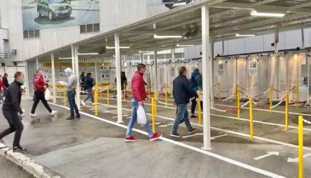 """Iordache: """"Doar o parte din Uzina Dacia a întrerupt activitatea"""""""