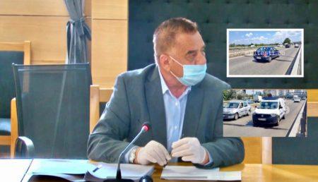 (VIDEO) IONICĂ, DESPRE PODUL ARGEȘ: O MARE NENOROCIRE