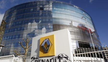 Director nou la Renault