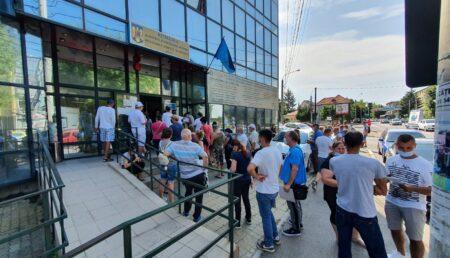 Cum stăm cu şomajul în Argeş