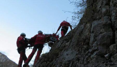 UPDATE: TURISTUL RĂTĂCIT ÎN MUNȚII FĂGĂRAȘ A FOST GĂSIT