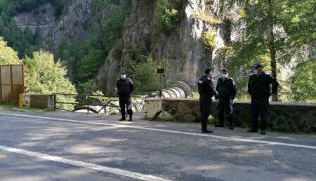 (VIDEO/UPDATE) DUPĂ CONDAMNARE, UN JANDARM ARGEŞEAN A FOST GĂSIT ÎMPUŞCAT