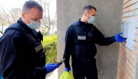 """SUTE DE ARGEŞENI AFLAŢI ÎN IZOLARE, """"VIZITAŢI"""" DE POLIŢIŞTI"""