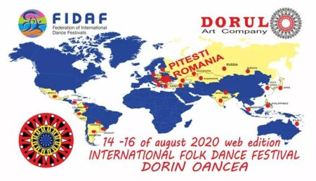"VIDEO: FESTIVALUL INTERNAȚIONAL DE DANS ""DORIN OANCEA"" – WEB EDITION, 14 – 16 AUGUST"