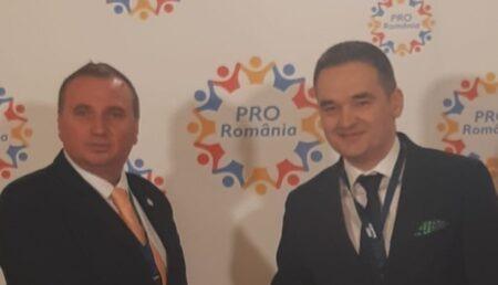 ION PETRE PĂUNESCU, CANDIDATUL PRO ROMÂNIA LA FUNCȚIA DE PRIMAR AL MUNICIPIULUI CURTEA DE ARGEȘ