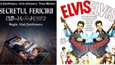 """""""DOUBLE-TROUBLE"""" ŞI """"SECRETUL FERICIRII"""" – FILMELE ACESTUI WEEK-END LA CINEMATOGRAFUL """"BUCUREŞTI"""""""