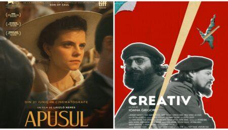 """""""APUSUL"""" ȘI """"CREATIV"""" – FILMELE ACESTUI WEEK-END LA CINEMATOGRAFUL """"BUCUREȘTI"""""""