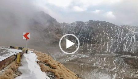 VIDEO: SFÂRȘIT DE TOAMNĂ LA COTA 2000 – TRANSFĂGĂRĂȘAN