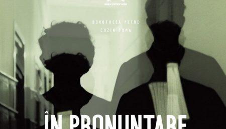 """O DRAMĂ SUPRAREALISTĂ, DISEARĂ, LA CINEMATOGRAFUL """"BUCUREȘTI"""""""