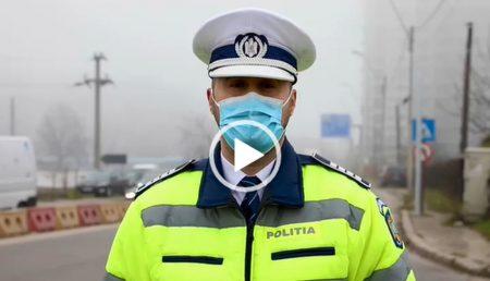 VIDEO   POLIŢIA ARGEŞ ATENŢIONEAZĂ ŞOFERII CU PRIVIRE LA CONDUITA ÎN TRAFIC