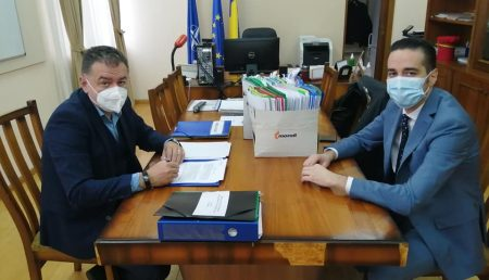 LUCREȚIU TUDOR ȘI-A PRELUAT POSTUL DE CITY MANAGER AL PITEȘTIULUI