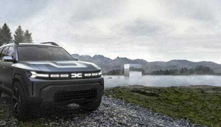 Conceptul Dacia Bigster. Uzina și-a dezvăluit strategia pentru următorii cinci ani