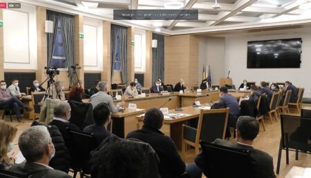 Primăria Piteşti, sancţionată din cauza consilierilor locali care au respins proiectul necesar autorizaţiei ISU