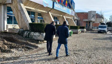 Proiectant nou la Bazinul Olimpic din Piteşti