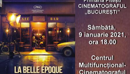 """""""La Belle Époque"""" și """"În pronunțare'"""" – filmele acestui weekend la Cinematograful """"București"""""""