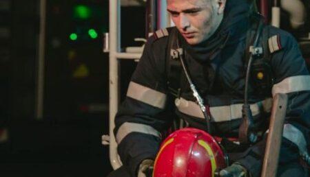 """Misiune de pompier. """"În astfel de situații, te simți neputincios!"""""""