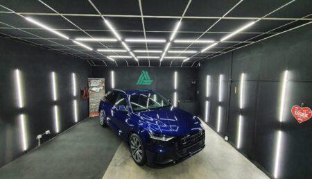 Video – Audi Q8 la cosmetizare auto. Dă o nouă viață mașinii tale!