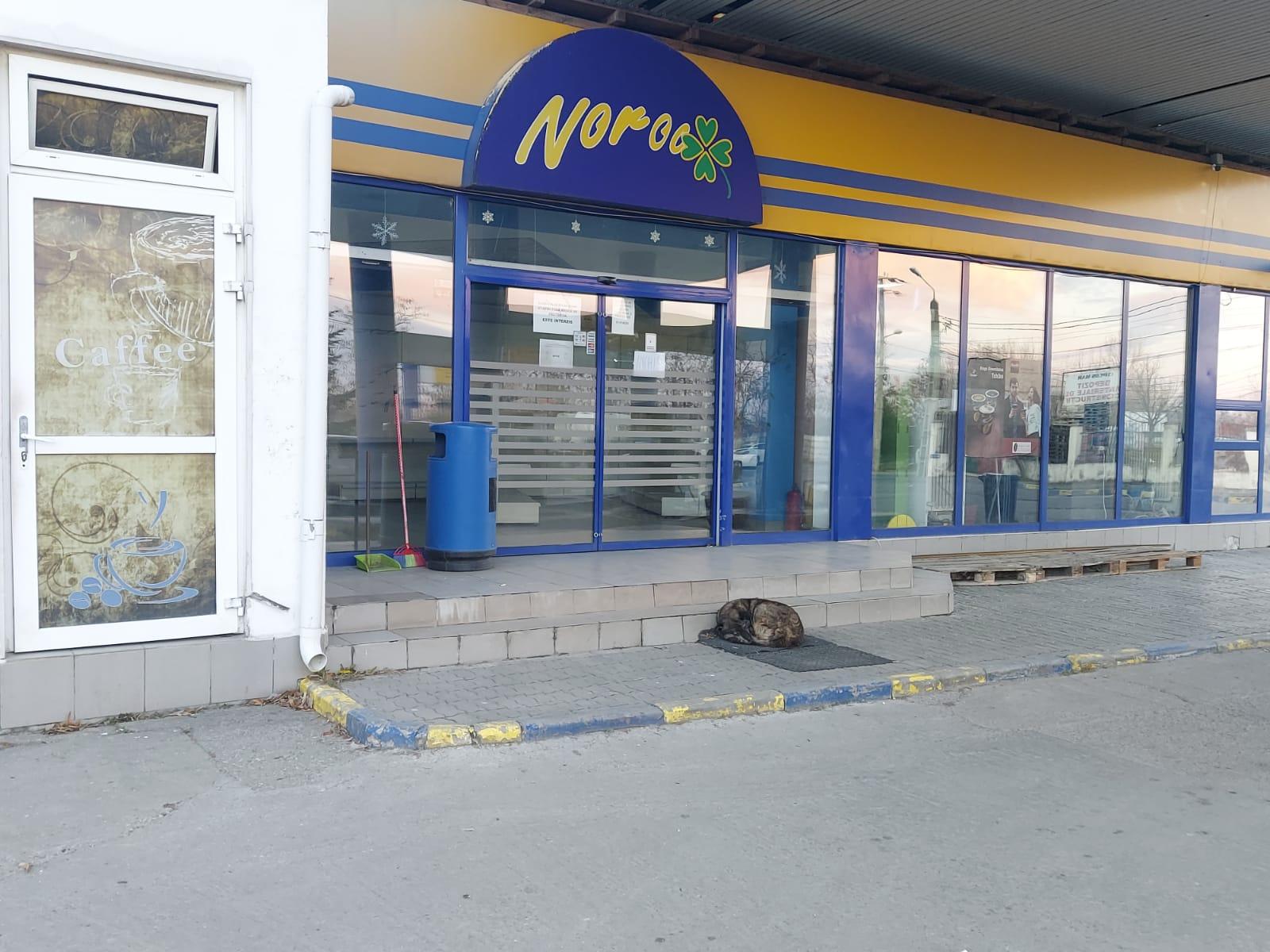PECO din Calea Drăgășani s-a închis. În locul lui, un nou LIDL