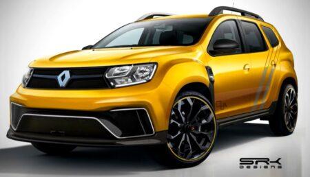 Dacia lucrează la un facelift pentru Duster II