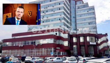 Oficial – Moșteanu, despre schimbarea directorului de la Finanțe