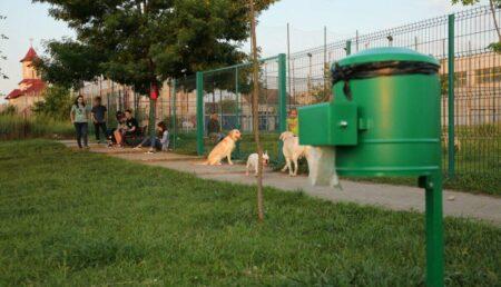 PITEȘTI: Primul parc pentru câinii cu stăpân