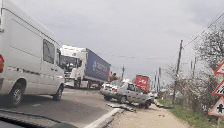 Drum din Argeş, în topul celor mai periculoase șosele din România