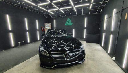 Video: Mercedes CLS AMG V8 BITURBO la Auro Detailing, în Pitești