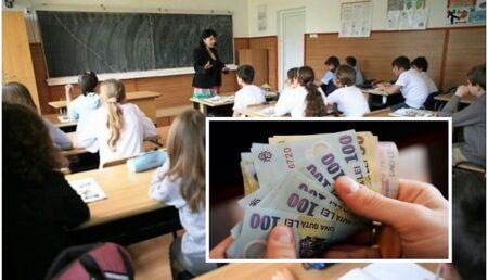 Bursele pentru elevi vor crește