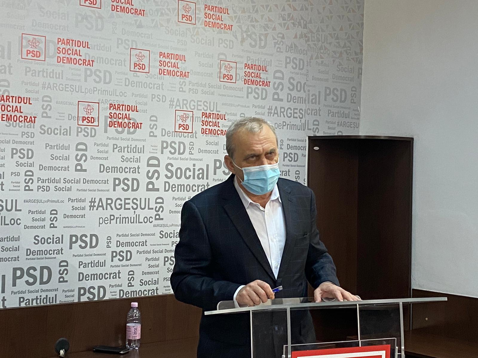 """Ion Georgescu (PSD): Aceasta este oare mult-promisa """"Românie Educată""""?"""