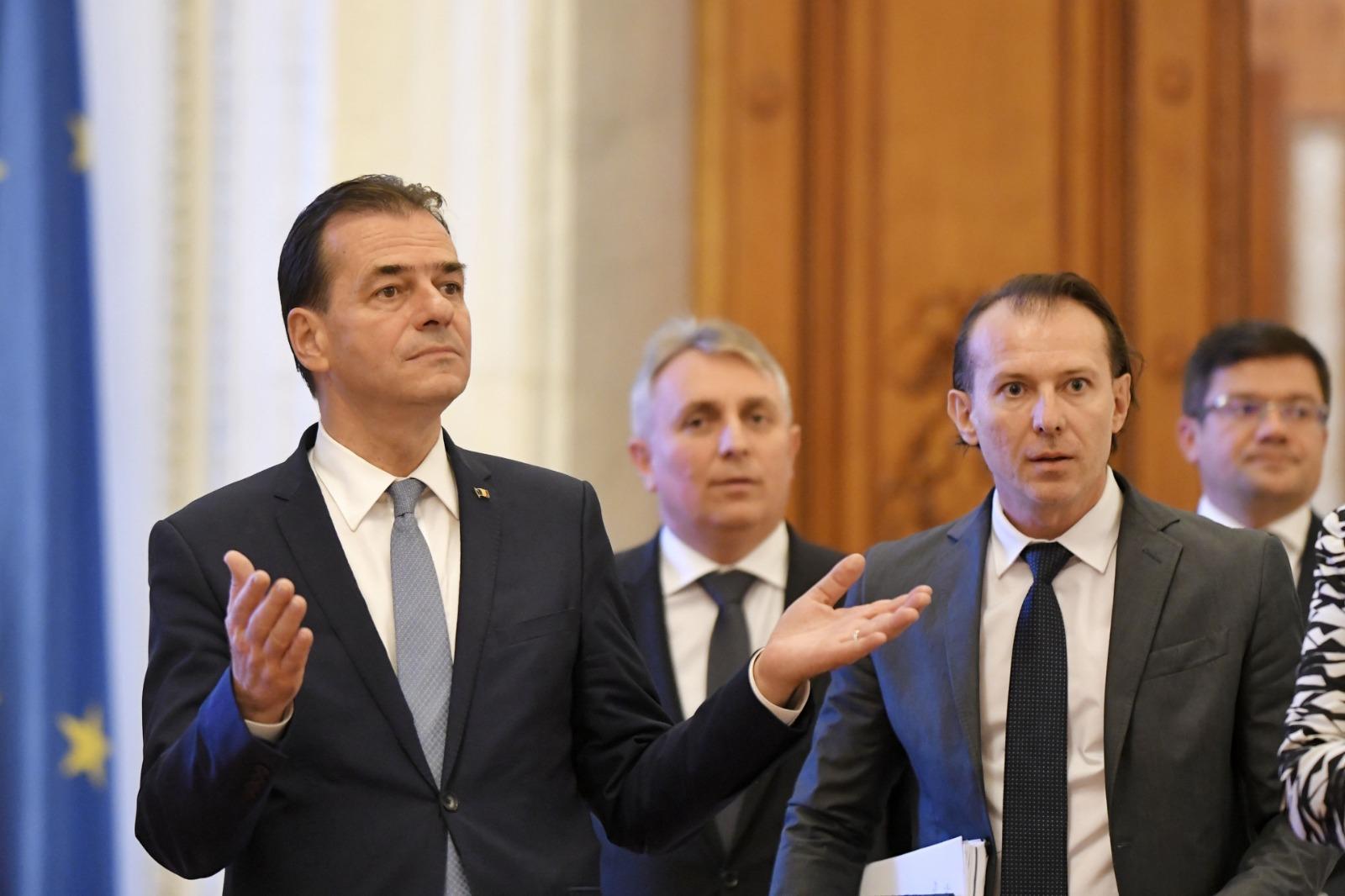 """Adio, Orban? Cîțu va candida pentru șefia PNL! """"Voi câștiga!"""""""