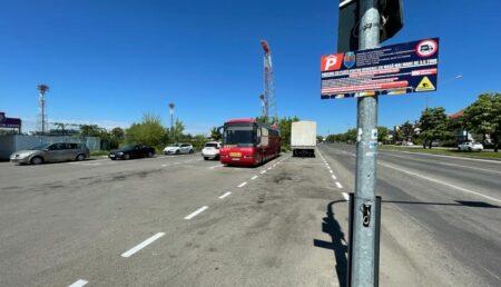 """Primăria anunță locuri de parcare noi pentru """"mastodonți"""""""
