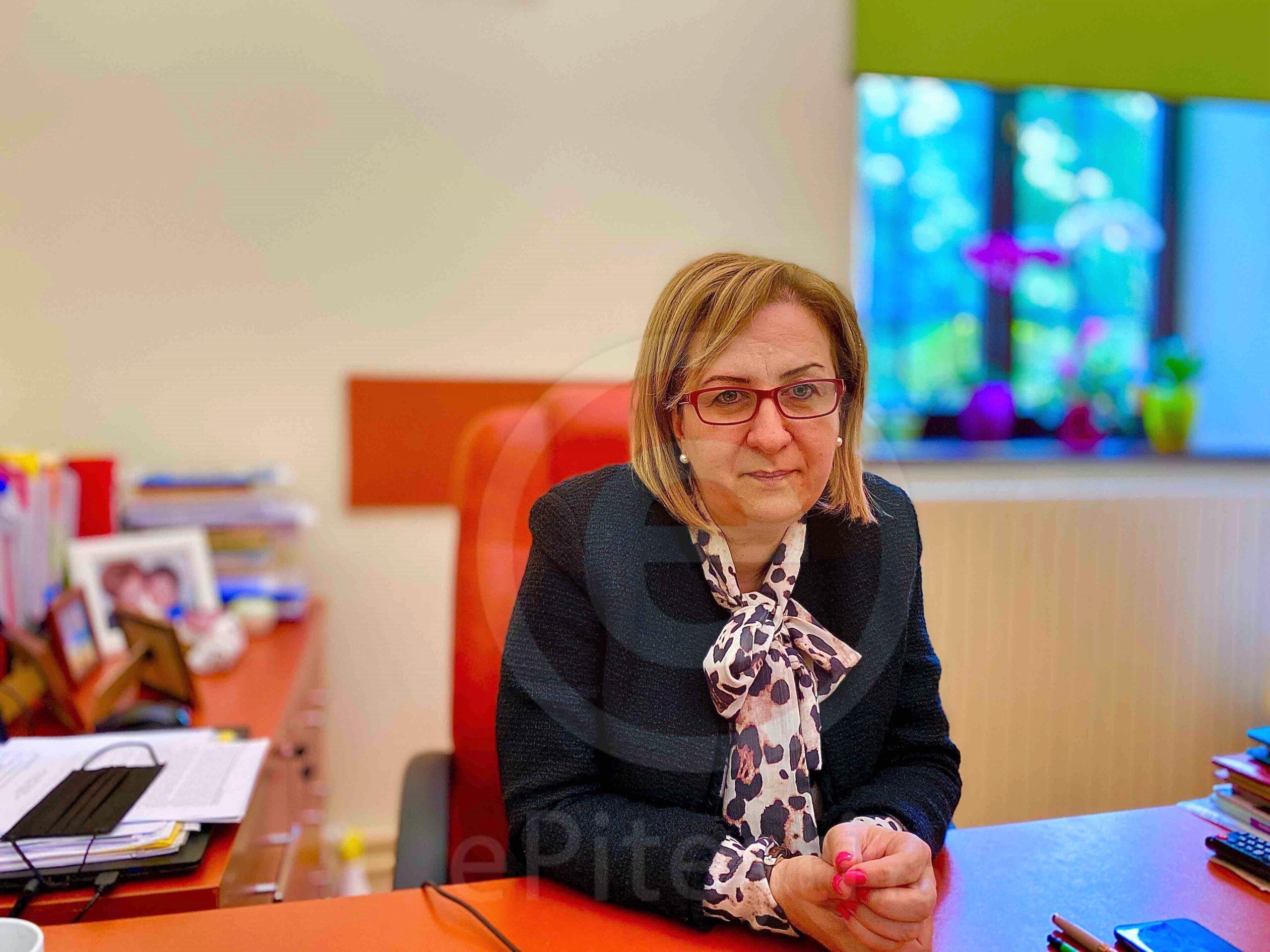 Exclusiv. Primul interviu al Alinei Manea în calitate de Inspector Şcolar General