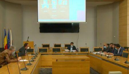 Video – Consiliul Local Pitești, în instanța de judecată