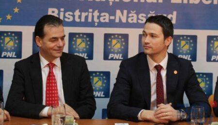Continuă războiul în PNL: Robert Sighiartău l-a comparat pe Ludovic Orban cu Nicolae Ceaușescu