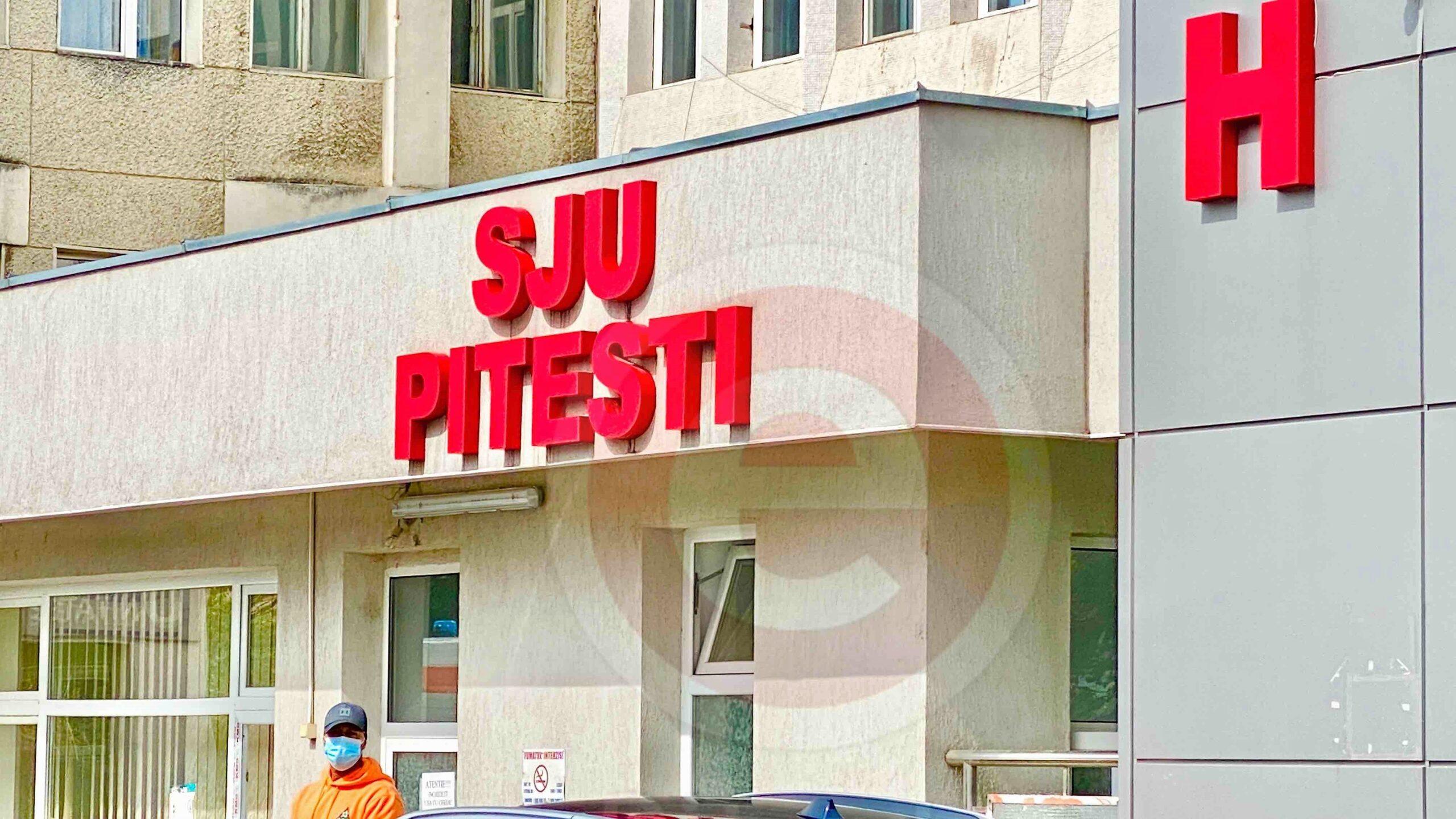 Peste 100 de persoane muşcate de căpuşe au ajuns de urgenţă la Spitalul Judeţean Piteşti