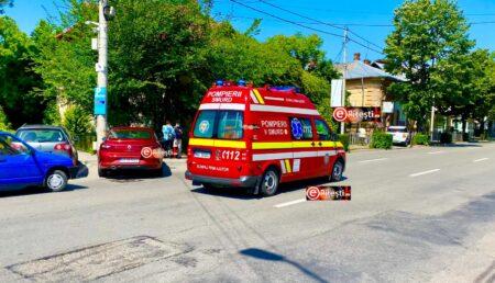 Accident la Valea Ursului, intervine un echipaj SMURD din Piteşti