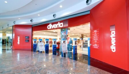 Lanţul de librării Diverta își cere insolvența
