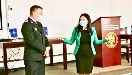 """Video: Prefectul Emilia Mateescu, declaraţie jenantă la ISU Argeş. """"N-am ştiut cu ce vă ocupaţi"""""""
