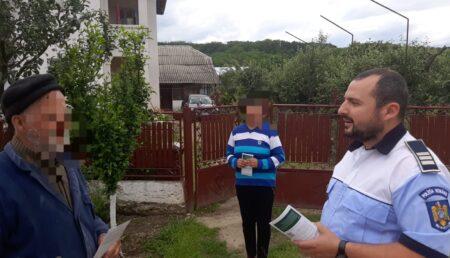 Video: Poliţiştii argeşeni, acţiune de prevenire a furturilor din locuinţe