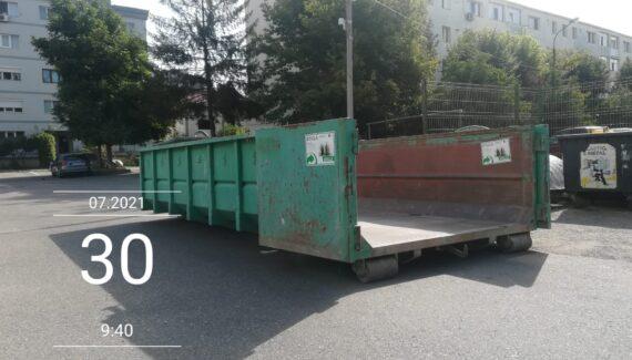 Astăzi are loc campania de colectare a deșeurilor din sticlă!