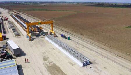 Drumul Expres Craiova-Pitești: A fost desemnată firma care se va ocupa de tronsonul 4