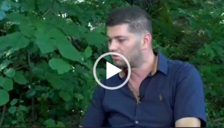 """Video: Mărturia unui piteştean atacat de urs. """"Mi-a rupt osul cum rupe un copil o grisină"""""""