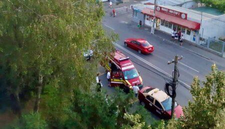 Acum: Băiat căzut în stradă, în Găvana