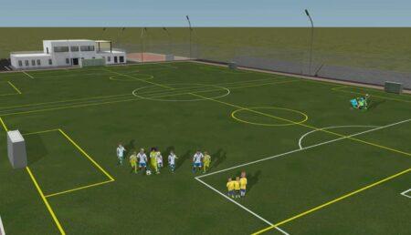 O nouă bază sportivă în Pitești