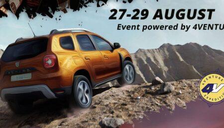 Eveniment dedicat fanilor Dacia Duster, cu participare gratuită
