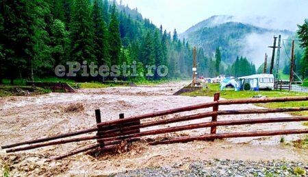 Cod Galben: Atenționare hidrologică!