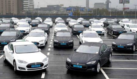 Contractul pentru vânzarea mașinilor va putea fi încheiat electronic și trimis online autorităților!