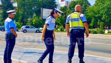 Șoferi prinși băuți la volan pe străzile din Topoloveni
