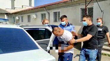 Video: Pitești – Protagoniștii bătăii din trafic au fost arestați